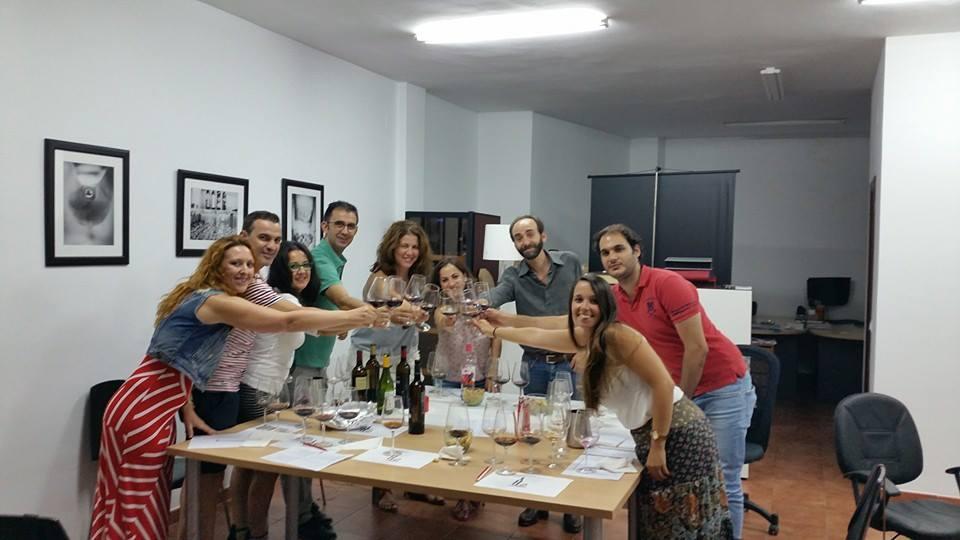 Cursos sobre vinos